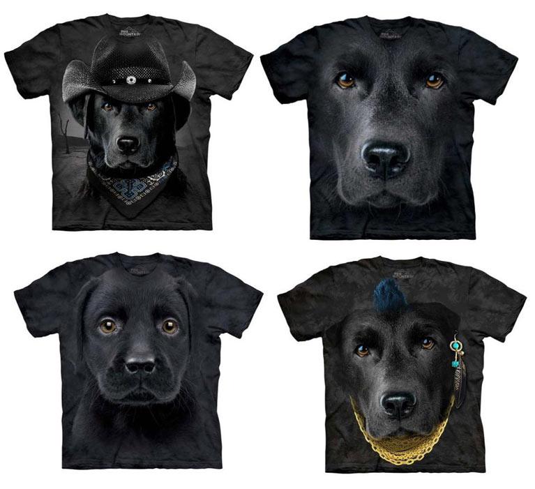 Labrador Retriever-Gifts.com, Black Lab T-Shirts, Apparel