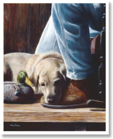 Labrador Retriever Gifts: Yellow Lab Art Prints, Posters ...